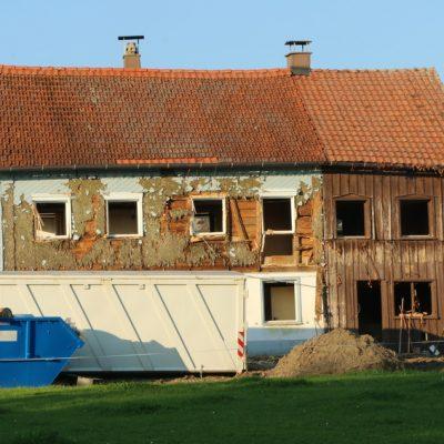 Bekannt Abbrucharbeiten: Haus abreißen und neu bauen mit DIMA - Dima OU06